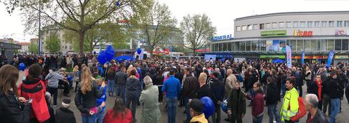 Demo Freitag Wien Detail: Grossdemo 18.04.2016 – Freiheitliche Partei Österreichs